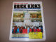 Book No: bk1988spr  Name: Brick Kicks  Issue #2 1987 Winter