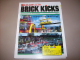 Book No: bk1988sum  Name: Brick Kicks  Issue #3 1988 Spring
