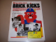 Book No: bk1989spr  Name: Brick Kicks 1989 Spring