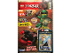 Book No: com2018njo27de  Name: Ninjago Comic 2018 Issue 27 (German)