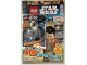 Book No: com2018sw10de  Name: Lego Comic Star Wars (German) 2018 Issue 10 - Poe auf der Flucht!