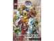 Book No: hfcom01  Name: Hero Factory Comic Book - Issue 1 2011 - Ordeal of Fire