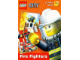 Book No: lcs1  Name: Lego City Fire Fighters - Activity Book with Stickers