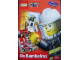 Book No: lcs1pt  Name: Lego City Os Bombeiros - Activity Book with Stickers