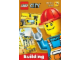 Book No: lcs2  Name: Lego City Building - Activity Book with Stickers