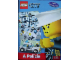 Book No: lcs3pt  Name: Lego City A Policia - Activity Book with Stickers