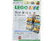 Book No: leli00uk04  Name: LEGO LIFE 2000 June No.4