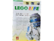 Book No: leli99uk01  Name: LEGO LIFE 1999 September No.1
