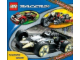 Book No: lr1  Name: Lego Racers Speed Track - Activity Book with Stickers