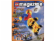 Book No: mag2002julyca  Name: Lego Magazine 2002 July - August Canadian