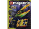 Book No: mag2002mayca  Name: Lego Magazine 2002 May - June Canadian