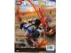 Book No: mag2008marbm  Name: Lego Magazine 2008 March-April (BrickMaster Edition)
