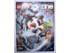 Book No: mag2008nl2  Name: Lego Magazine (Dutch) 2008 Editie 2