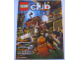 Book No: mag2008uk3  Name: Lego Club Magazine UK 2008 Issue 3