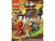 Book No: mag2011fr1  Name: Lego Club Magazine FR 2011  #1 - Janvier/Février