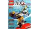 Book No: mag2011fr2  Name: Lego Club Magazine FR 2011  #2 - Mars/Avril/Mai
