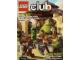 Book No: mag2012fr5  Name: Lego Club Magazine FR 2012 #10 - Novembre/Décembre