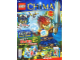 Book No: mag2013chi01pl  Name: Lego Magazine Legends of Chima 2013 Issue 1 (Polish)