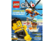 Book No: mag2013fr3  Name: Lego Club Magazine (French) 2013 Issue 13 June - August