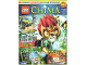 Book No: mag2014chi01de  Name: Lego Magazine Legends of Chima 2014 Issue 1 (German)