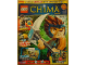 Book No: mag2014chi01sde  Name: Lego Magazine Legends of Chima 2014 Special Edition Issue 1 (German)