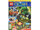 Book No: mag2014chi05pl  Name: Lego Magazine Legends of Chima 2014 Issue 5 (Polish)