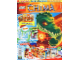 Book No: mag2014chi09pl  Name: Lego Magazine Legends of Chima 2014 Issue 9 (Polish)