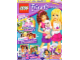 Book No: mag2014frnd01pl  Name: Lego Magazine Friends 2014 Issue 1 (Polish)