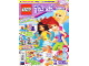 Book No: mag2014frnd02pl  Name: Lego Magazine Friends 2014 Issue 2 (Polish)
