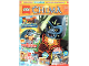 Book No: mag2015chi01de  Name: Lego Magazine Legends of Chima 2015 Issue 1 (German)