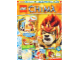 Book No: mag2015chi04pl  Name: Lego Magazine Legends of Chima 2015 Issue 4 (Polish)