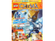 Book No: mag2015chi05pl  Name: Lego Magazine Legends of Chima 2015 Issue 5 (Polish)