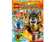 Book No: mag2015chi07nl  Name: LEGO Magazine Legends of Chima 2015 Issue 7 (Dutch)