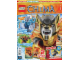 Book No: mag2015chi07pl  Name: Lego Magazine Legends of Chima 2015 Issue 7 (Polish)