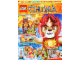 Book No: mag2015chi08pl  Name: Lego Magazine Legends of Chima 2015 Issue 8 (Polish)