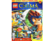 Book No: mag2015chi09pl  Name: Lego Magazine Legends of Chima 2015 Special Issue 1 (Polish)