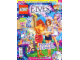 Book No: mag2015elf01pl  Name: Lego Magazine Elves (Polish) 2015 Issue 1