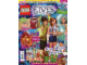 Book No: mag2015elf02pl  Name: Lego Magazine Elves (Polish) 2015 Issue 2