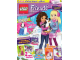 Book No: mag2015frnd01nl  Name: Lego Magazine Friends 2015 Issue 1 (Dutch)