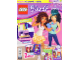 Book No: mag2015frnd02pl  Name: Lego Magazine Friends 2015 Issue 2 (Polish)