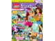 Book No: mag2015frnd03nl  Name: Lego Magazine Friends 2015 Issue 3 (Dutch)