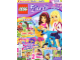 Book No: mag2015frnd05pl  Name: Lego Magazine Friends 2015 Issue 5 (Polish)