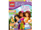 Book No: mag2015frnd07nl  Name: Lego Magazine Friends 2015 Issue 7 (Dutch)