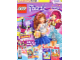 Book No: mag2015frnd09pl  Name: Lego Magazine Friends 2015 Issue 9 (Polish)