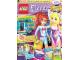 Book No: mag2015frnd10nl  Name: Lego Magazine Friends 2015 Issue 10 (Dutch)