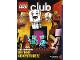 Book No: mag2015jul  Name: Lego Magazine 2015 Jul - Aug (Club Edition) (WO#7963)
