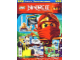 Book No: mag2015njo04pl  Name: Lego Magazine Ninjago 2015 Issue 4 (Polish)