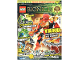 Book No: mag2016bion01de  Name: Lego Magazine Bionicle 2016 Issue 1 (German)