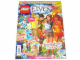 Book No: mag2016elf01pl  Name: Lego Magazine Elves (Polish) 2016 Issue 1