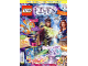 Book No: mag2016elf02pl  Name: Lego Magazine Elves (Polish) 2016 Issue 2